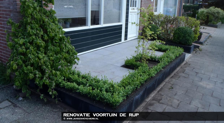 Magnifiek Renovatie voortuin, De Rijp | Jansen Hoveniers Markenbinnen l &EP14