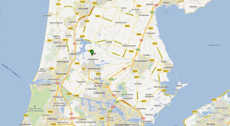 Locatie & Route